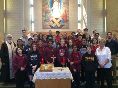 Christ the King Catholic School, Grade 7 & 8, WPG