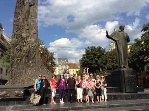 Bishop Velychkovsky Pilgrimage 2016 (July 3 – July 25)