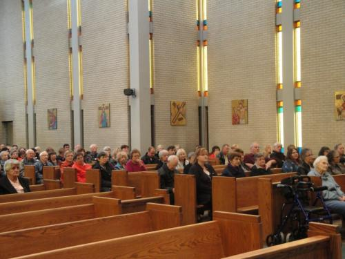 10th Anniversary of the Enshrinement of Bl. Vasyl relics, September 2012