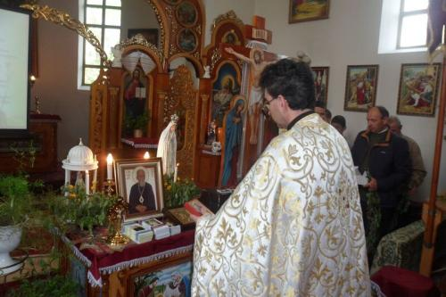 Blessed Vasyl Presentation in Yabluniv, Ukraine April 24, 2016
