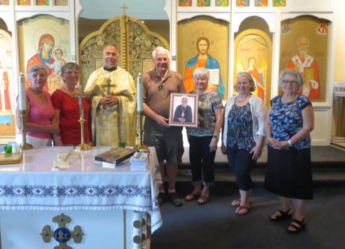 News from St. Nicholas Church in Victoria, BC, Canada June 27, 2015