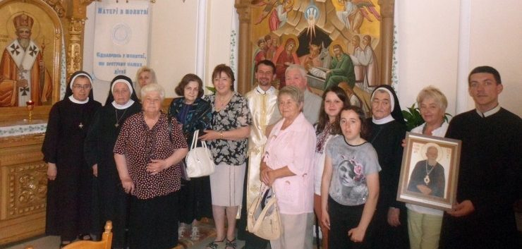 Commemorating Blessed Vasyl Velychkovsky Lviv July 4, 2015