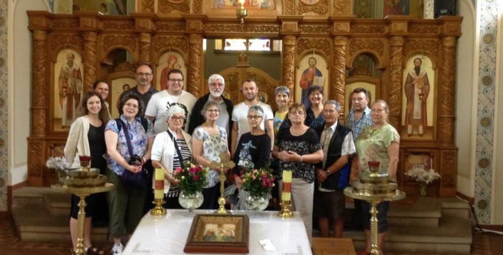 Blessed Vasyl Velychkovsky Pilgrimage in Ukraine (July 8 – 29, 2018)