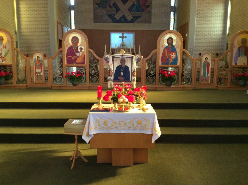 20th Anniversary of Beatification