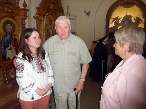 Commemorating Blessed Vasyl Velychkovsky Lviv July 4, 2015